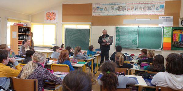 Ecole George Sand ST MARS DU DESERT
