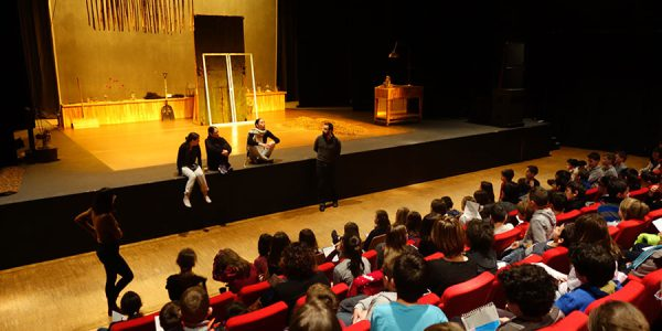 Spectacle Cyrano NORT SUR ERDRE