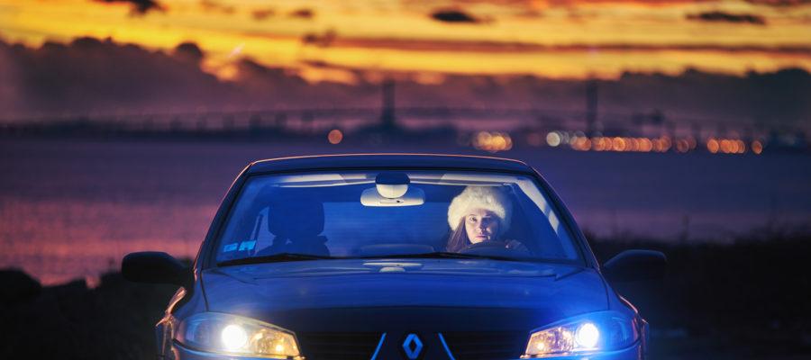 TRAVEL(L)ING photo de voiture